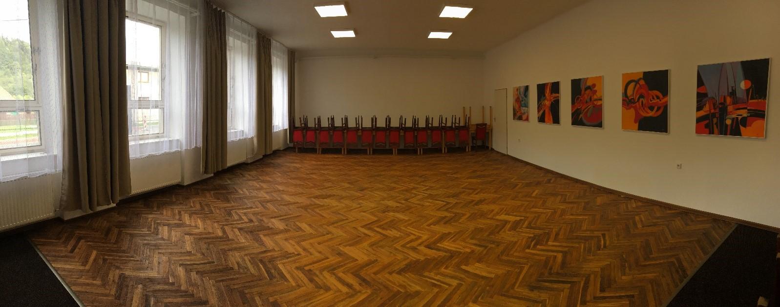 Společenská místnost Vlčovjan